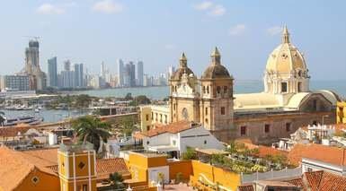 Circuito por Colombia: Cartagena de Indias y Bogota