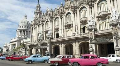 LA HABANA      -                     Mar Caribe                     La Habana
