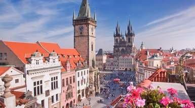 Budapest, Viena y Praga - Semana Santa