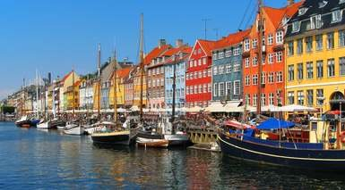 Escapada a Copenhague con Tour