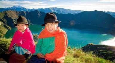 Ecuador: Cultura Andina al Completo
