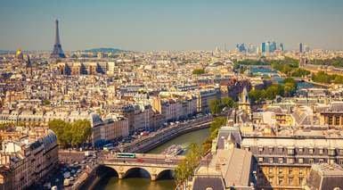 Circuito a París y Países Bajos - Mayores de 60 años