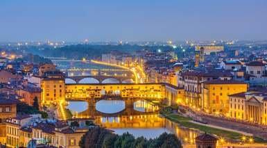 Italia: Venecia, Florencia y Roma