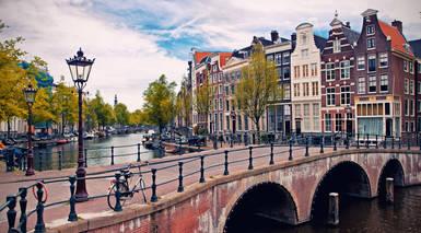 Amsterdam al Completo - Puente de Diciembre