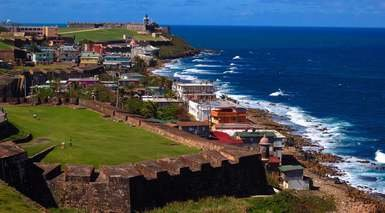 Puerto Rico - Estancia en San Juan con Visitas