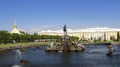 CRUCERO FLUVIAL POR RUSIA      -                     Kijí, San Petersburgo, Úglich                     Kremlin, Lago Onega, Museo del Hermitage