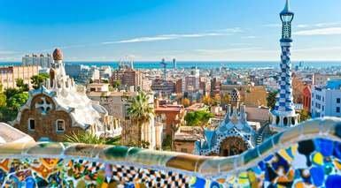 ESCAPADA A BARCELONA      -                     Barcelona
