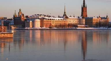 4 Perlas del Báltico con Copenhague