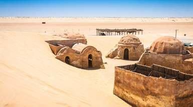 Túnez: Sahara y Oasis en 4x4