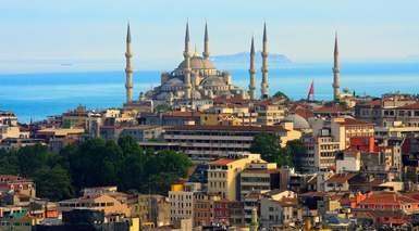 ESENCIAS DE TURQUÍA CON VISITAS      -                     Estambul, Ankara                     Capadocia