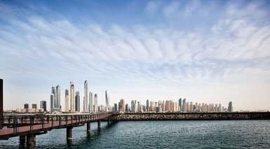 DESIERTO DE DUBAI - SEMANA SANTA      -                     Dubái, Burj Al Arab                     Burj Khalifa