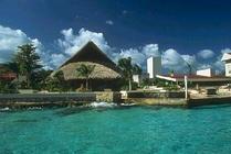 Hoteles en Cozumel