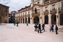Hoteles en Oviedo