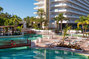 Outside Hotel Sentido Gran Canaria Princess - Adults Only Playa del Ingles