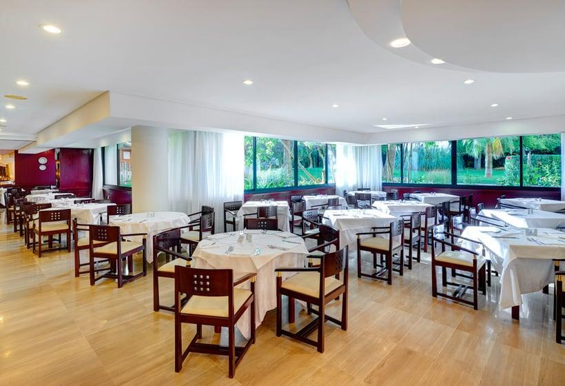 Restaurante Hipotels Marfil Playa Sa Coma
