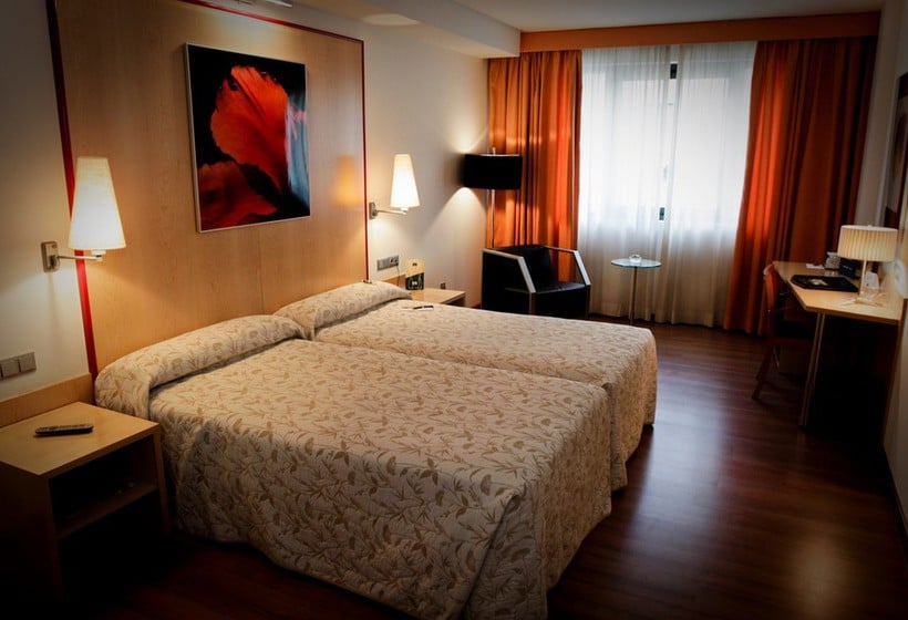 Room Hotel Abba Centrum Alicante
