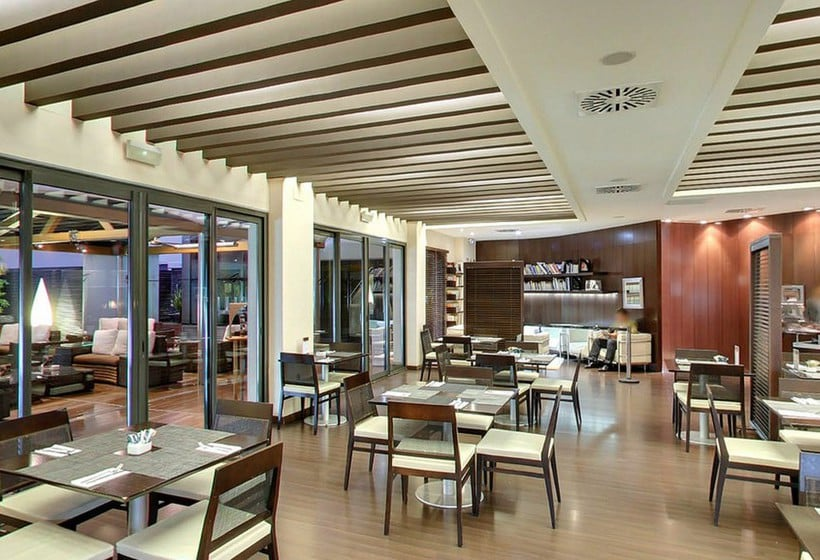 Restaurant Hotel Abba Centrum Alicante