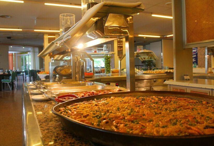 Restaurant Hotel AR Roca Esmeralda & Spa Calpe