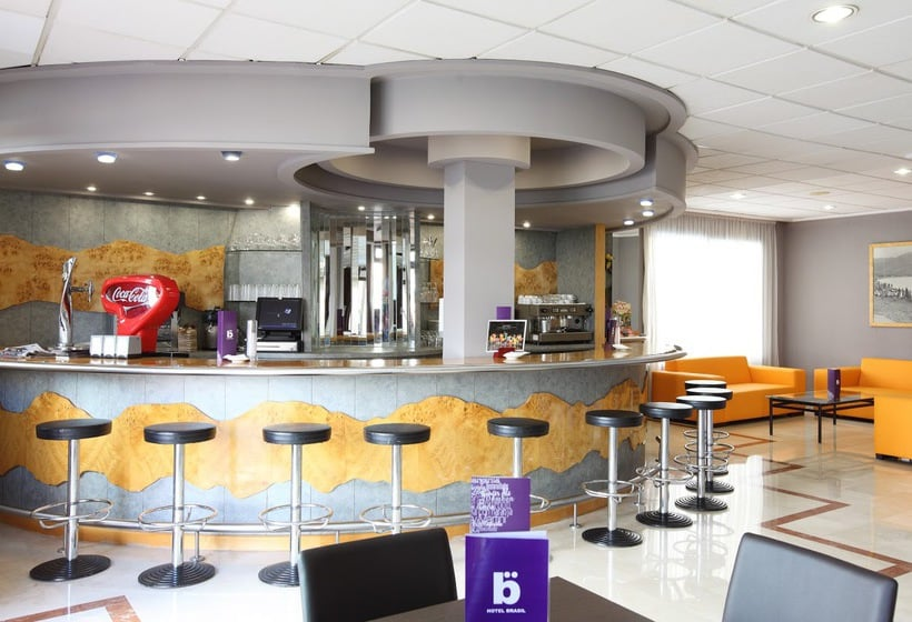 Cafeteria Hotel Brasil Benidorm