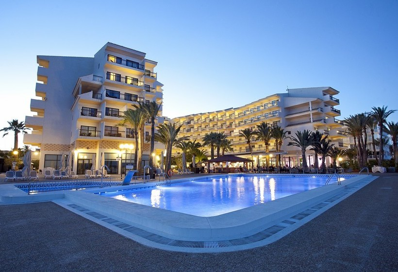 Swimming pool Hotel Cap Negret Altea