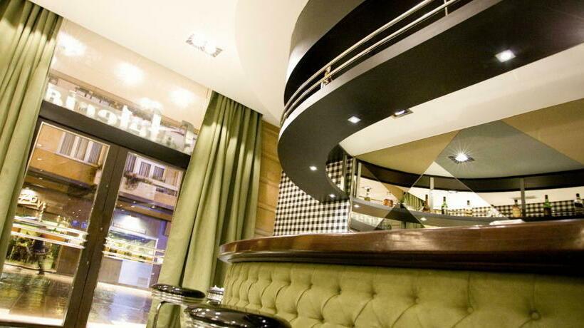 Cafeteria Hotel Clarin Oviedo