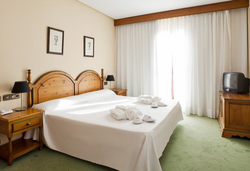 Room Hotel Ilunion Golf Badajoz