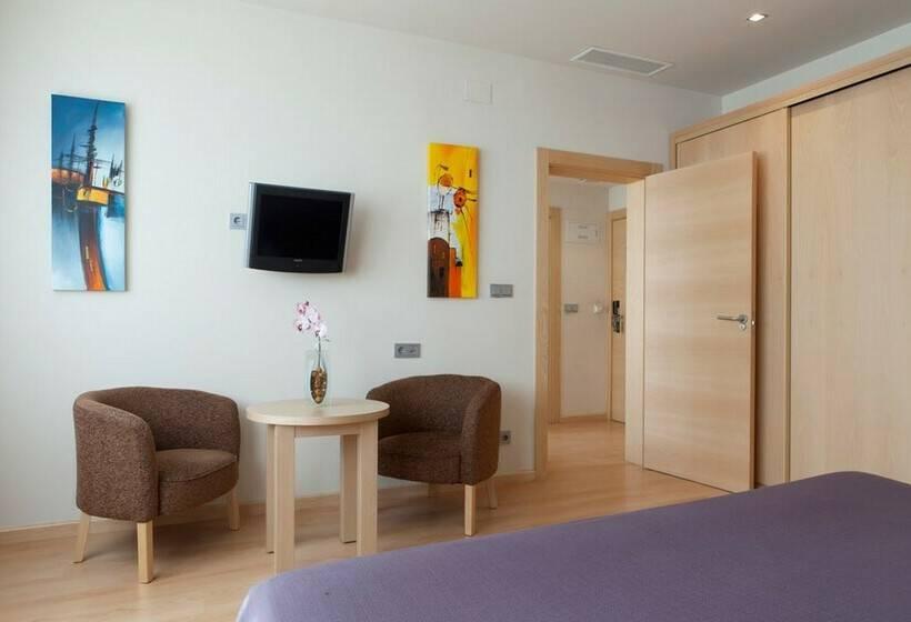 Room Hotel Daniya Alicante