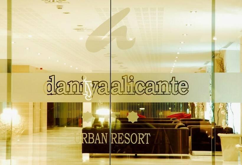 بیرونی هتل Daniya Alicante آلیکانته