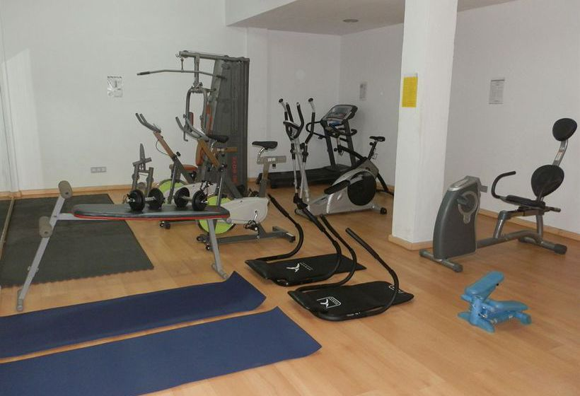 Sports facilities Hotel Daniya Alicante