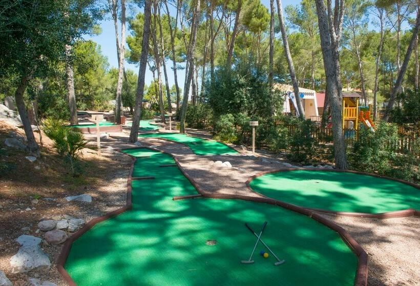 Sports facilities Hotel Iberostar Pinos Park Font de sa Cala
