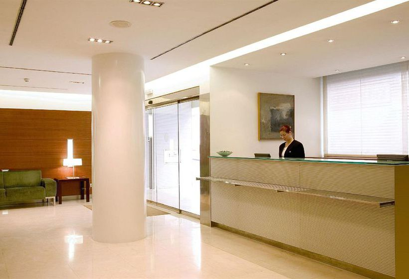 Reception Hotel NH Rambla de Alicante