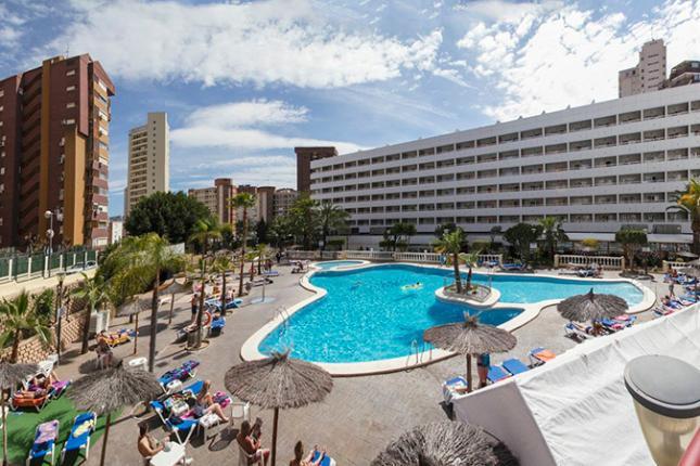Hotel Poseidon Benidorm