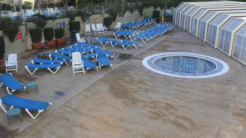 Swimming pool Hotel Presidente Benidorm