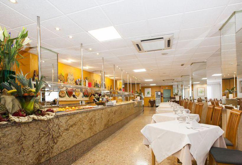 Restaurant Hotel Prince Park Benidorm