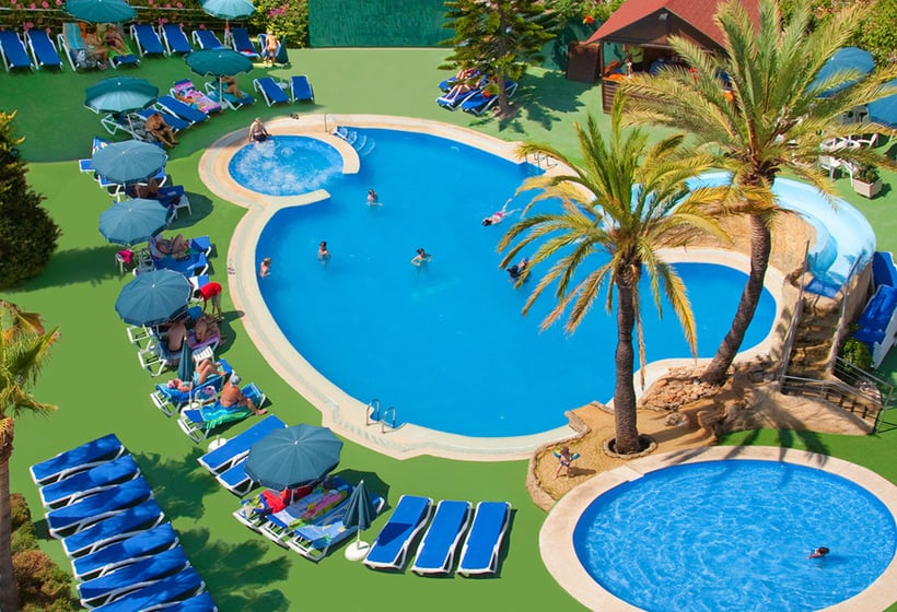 Swimming pool Hotel RH Corona del Mar Benidorm