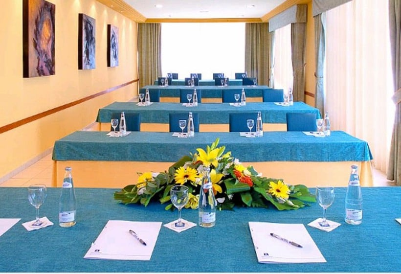 Meeting rooms Hotel RH Princesa Benidorm