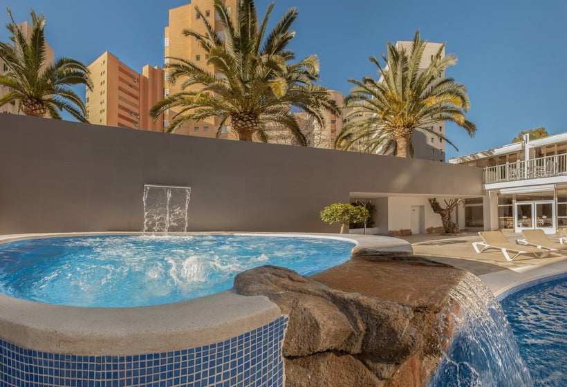 Swimming pool Hotel RH Princesa Benidorm