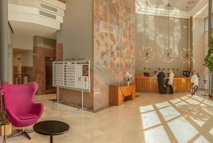 Front desk Hotel RH Princesa Benidorm