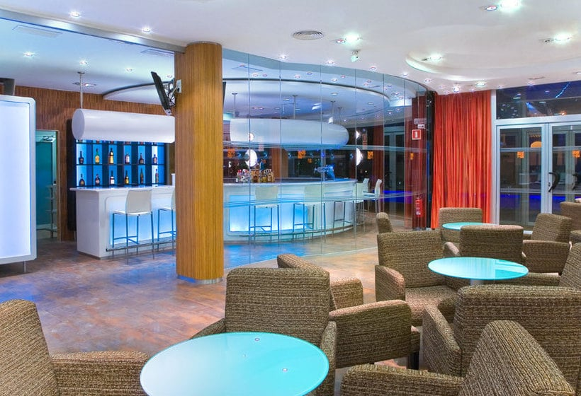 Zonas comunes Hotel RH Royal  All Inclusive - Adults Only Benidorm