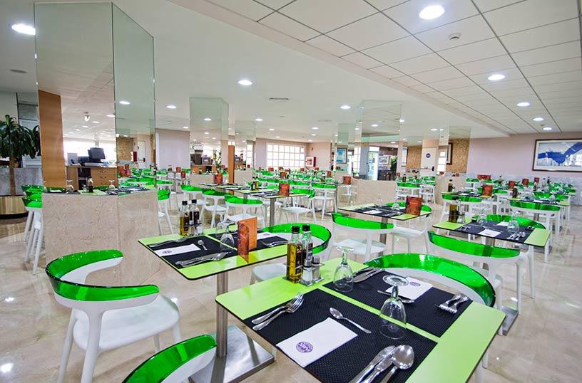 Restaurant Hotel Servigroup Calypso Benidorm