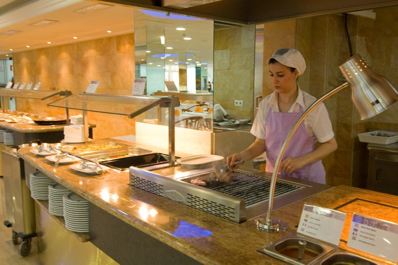 Restaurant Hotel Servigroup Diplomatic Benidorm