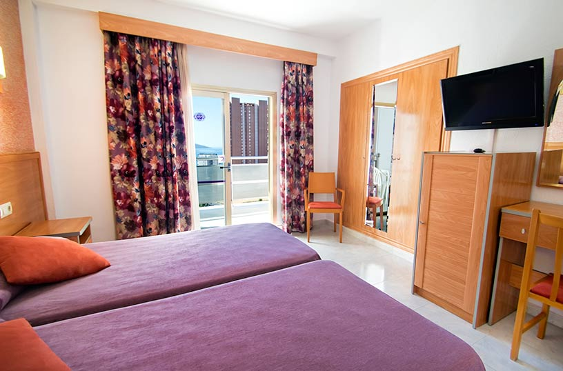 Room Hotel Servigroup Nereo Benidorm
