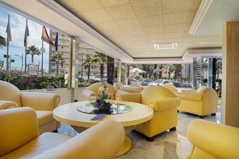 Common areas Hotel Servigroup Venus Benidorm