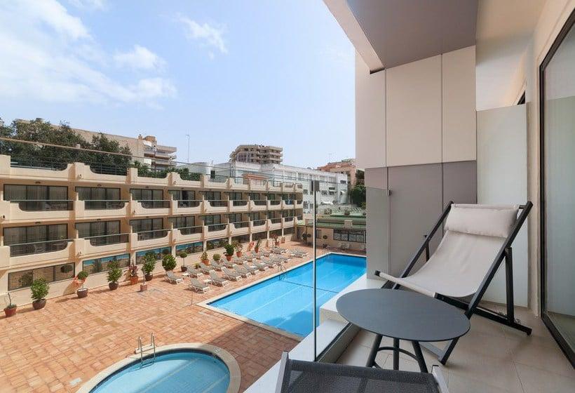 Terrace Hotel Tryp Palma Bosque