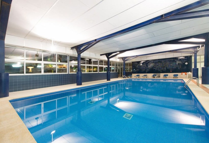 Swimming pool Hotel Tryp Palma Bosque
