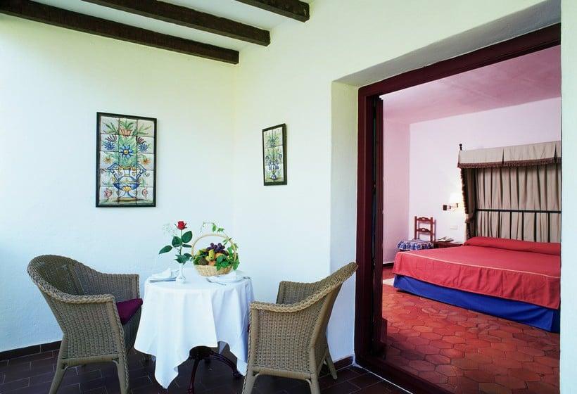Room Parador de Albacete