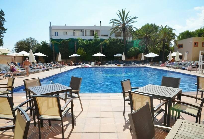 Terrace AzuLine Hotel Atlantic Es Canar