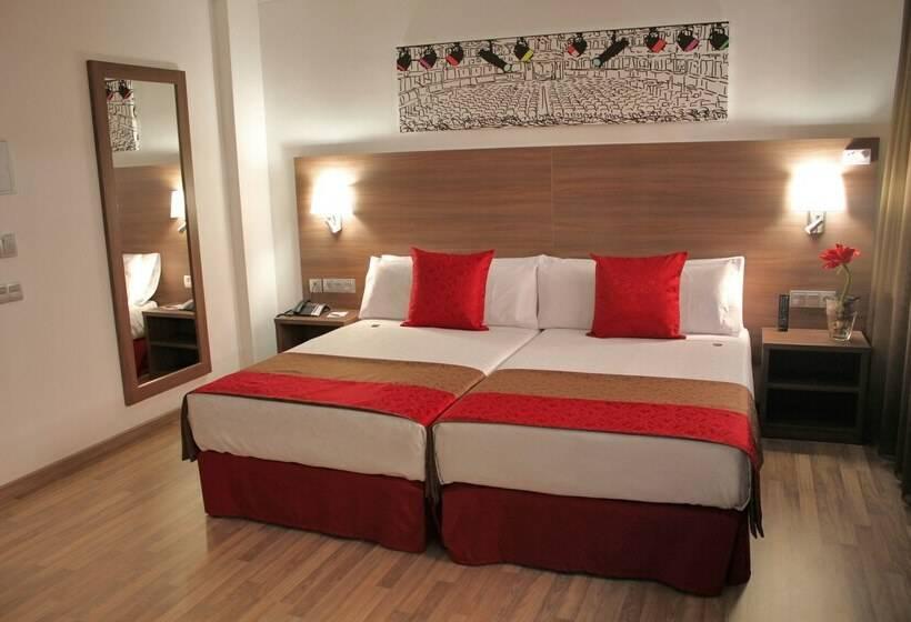 Room Hotel Auto Hogar Barcelona
