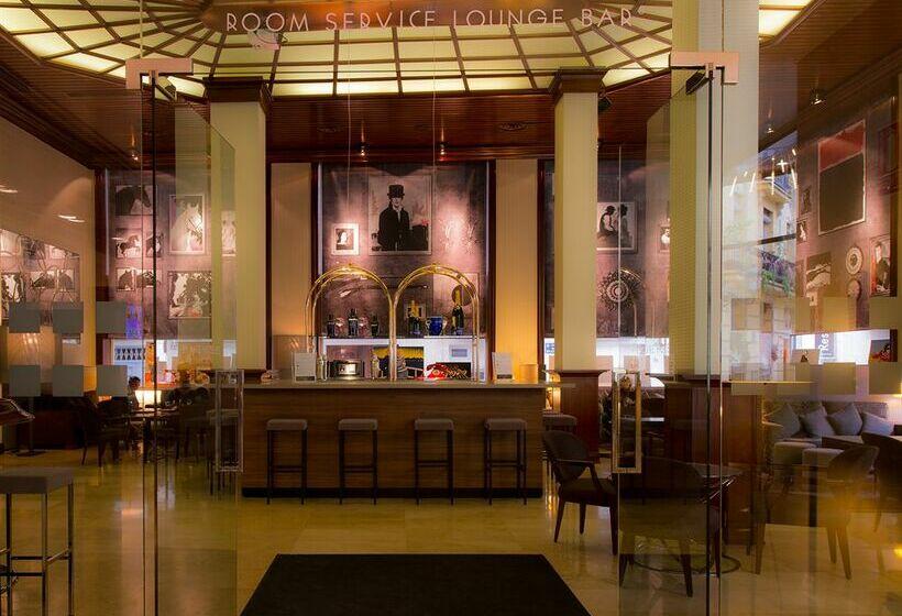 Cafeteria Ayre Hotel Astoria Palace Valencia