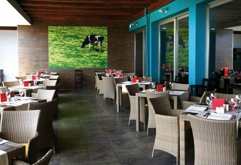 Restaurant Hotel Barceló Pueblo Menorca Sant Lluis